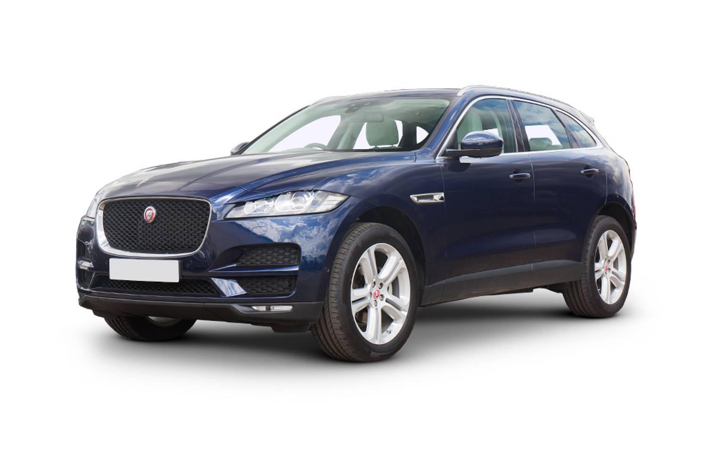 New Jaguar F Pace Diesel Estate 2 0d R Sport 5 Door Auto 2017 For Sale