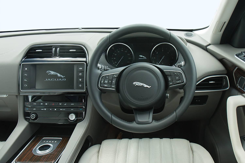 New Jaguar F-PACE Estate 3.0 Supercharged V6 S 5-door Auto AWD (2016 ...