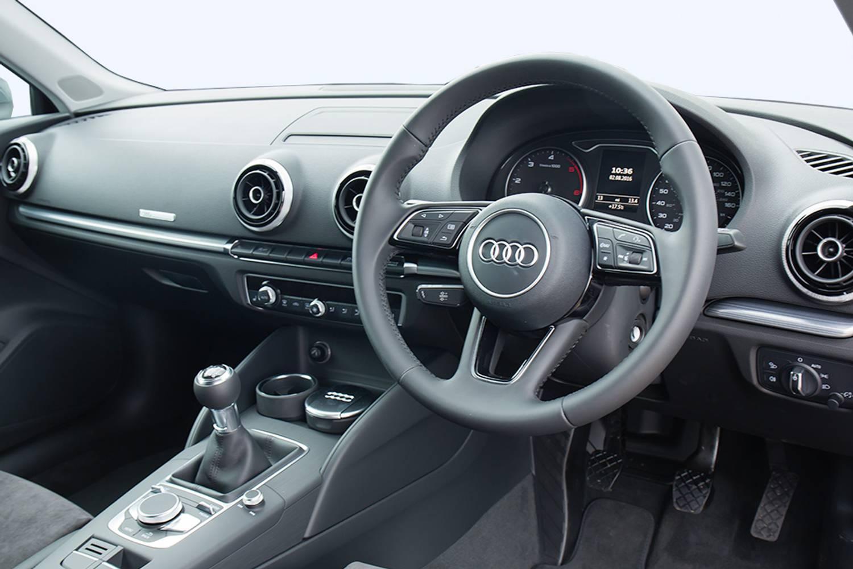 Audi A3 Hatchback 3dr Interior