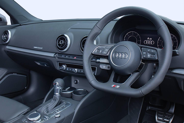Audi A3 Cabriolet 2dr Interior