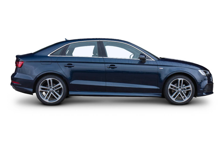 New Audi A3 Saloon Special Editions S3 Tfsi Quattro Black