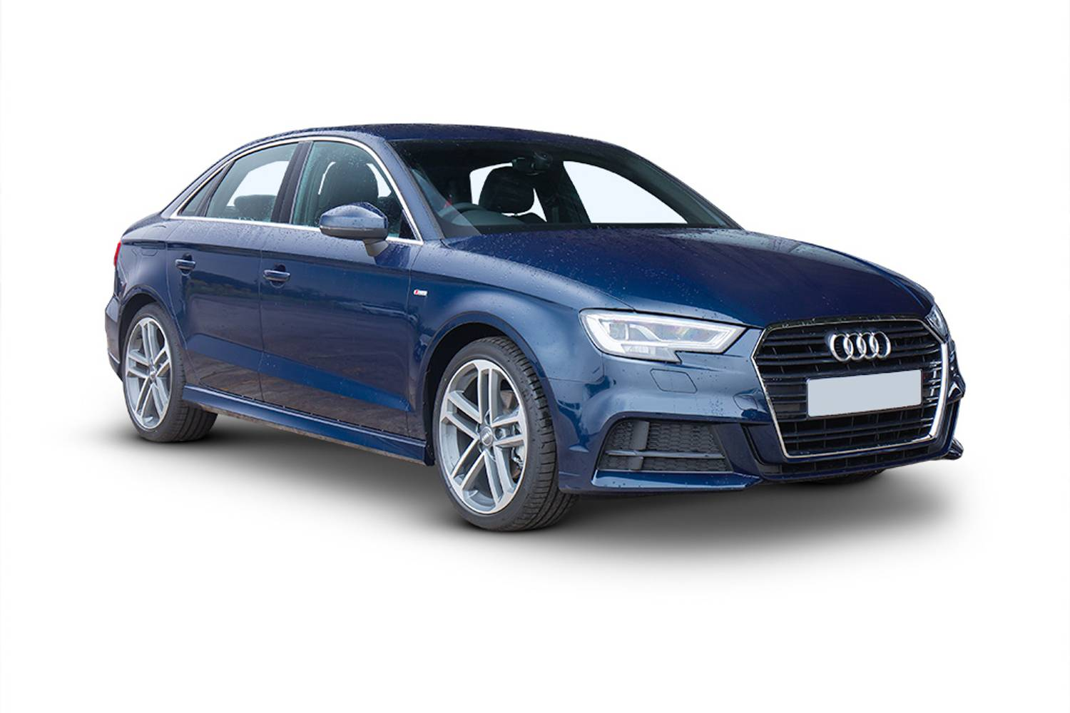 New Audi A3 Diesel Saloon 40 Tdi 184 Ps Quattro Black Edition 4 Door S Tronic 2019 For Sale