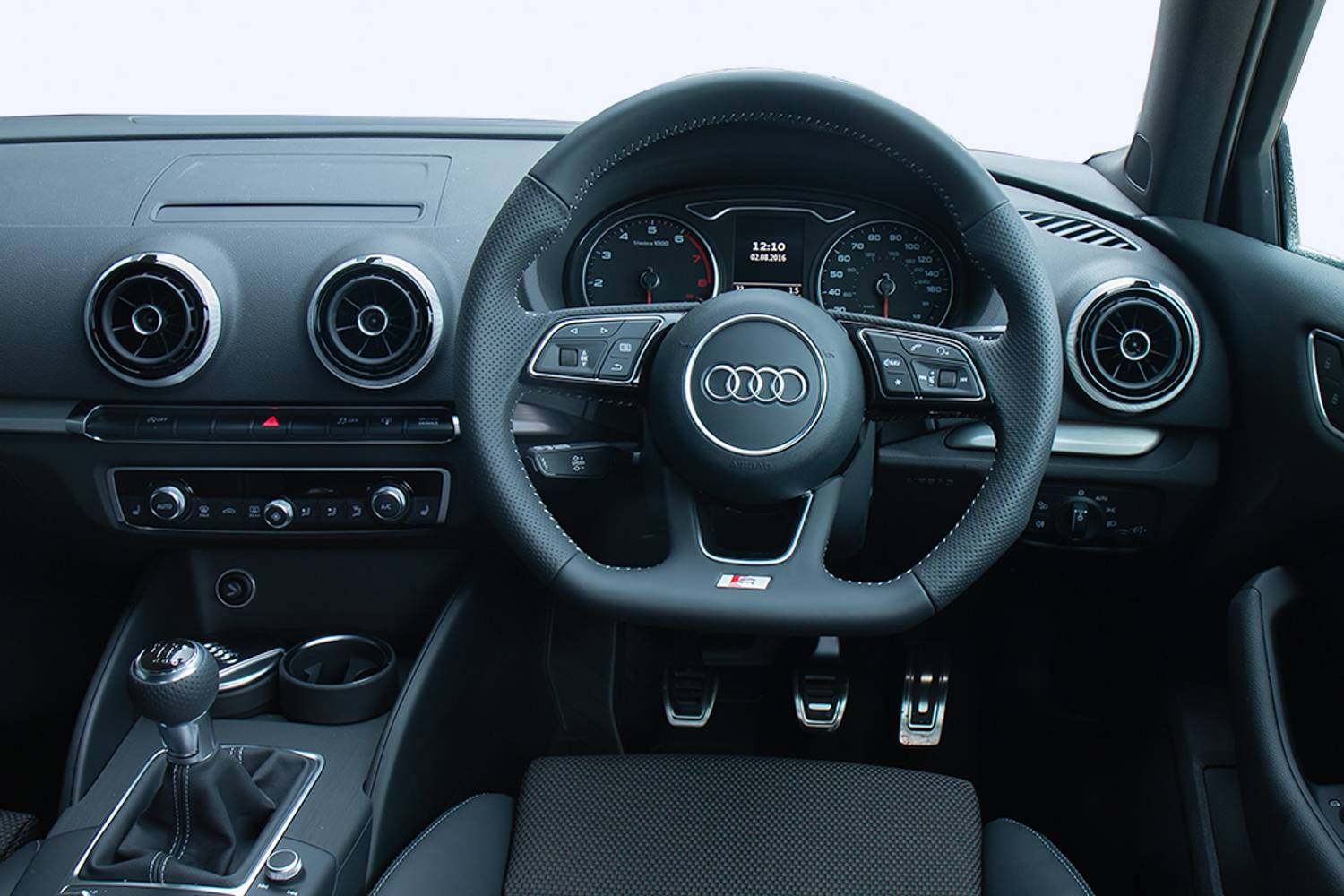 Audi A3 Saloon 4dr interior