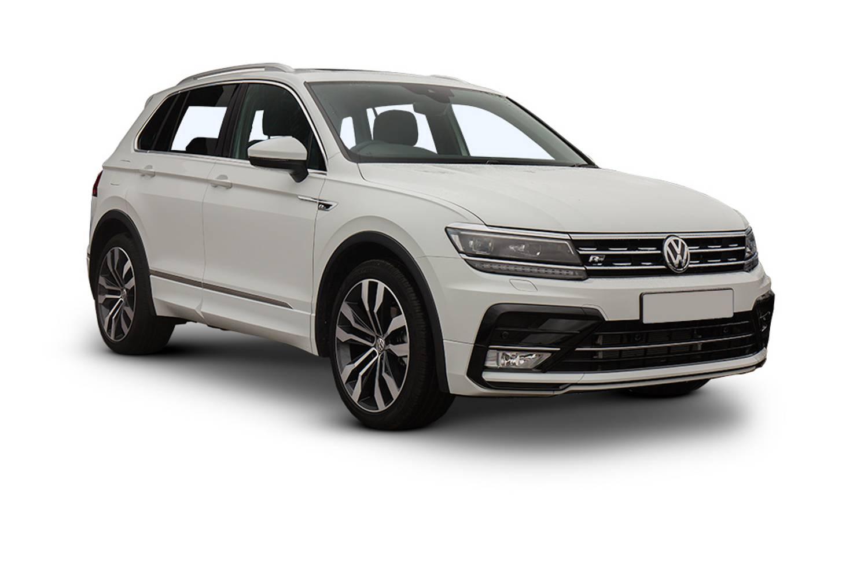 New Volkswagen Tiguan Diesel Estate 20 TDI BMT 190 PS 4Motion