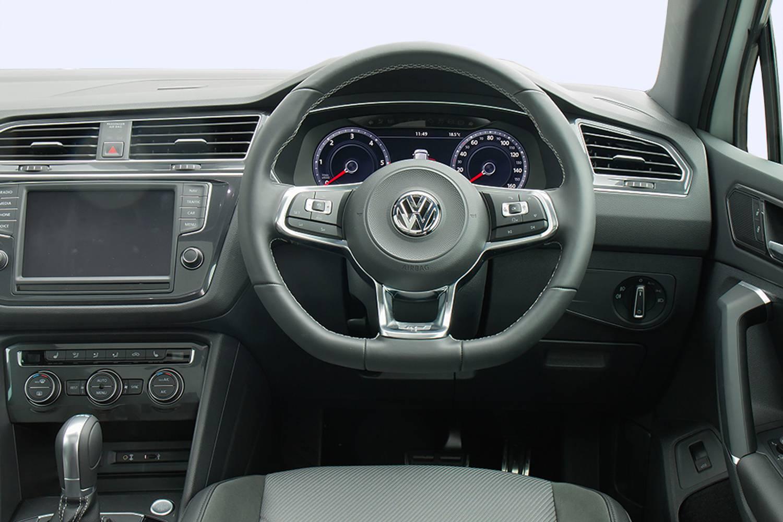 new volkswagen tiguan estate 1 4 tsi bmt 150 ps se nav 5 door 2016 for sale. Black Bedroom Furniture Sets. Home Design Ideas