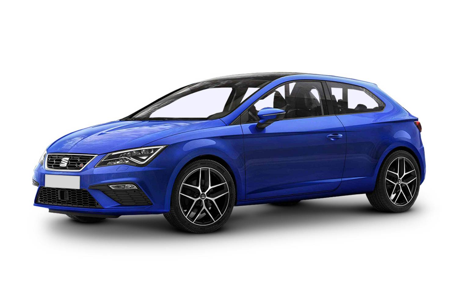 new seat leon sport coupe 1 4 tsi 125 ps fr titanium technology 3 door 2017 for sale. Black Bedroom Furniture Sets. Home Design Ideas