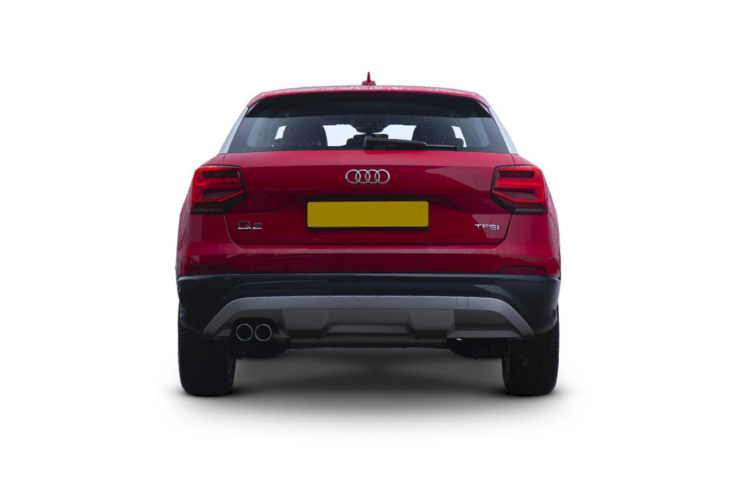 Audi Q2 Estate 5dr Rear