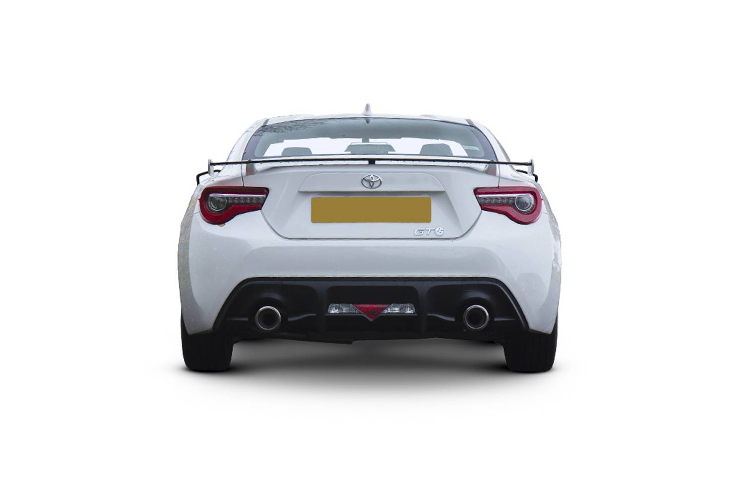 Toyota GT86 Coupe 2.0 D-4S 2dr Rear