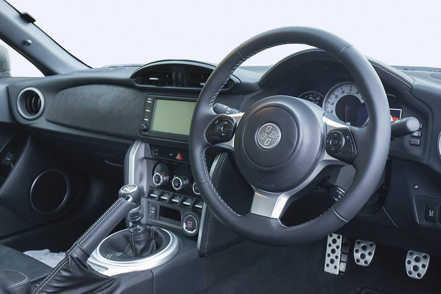 Toyota GT86 Coupe 2.0 D-4S 2dr interior