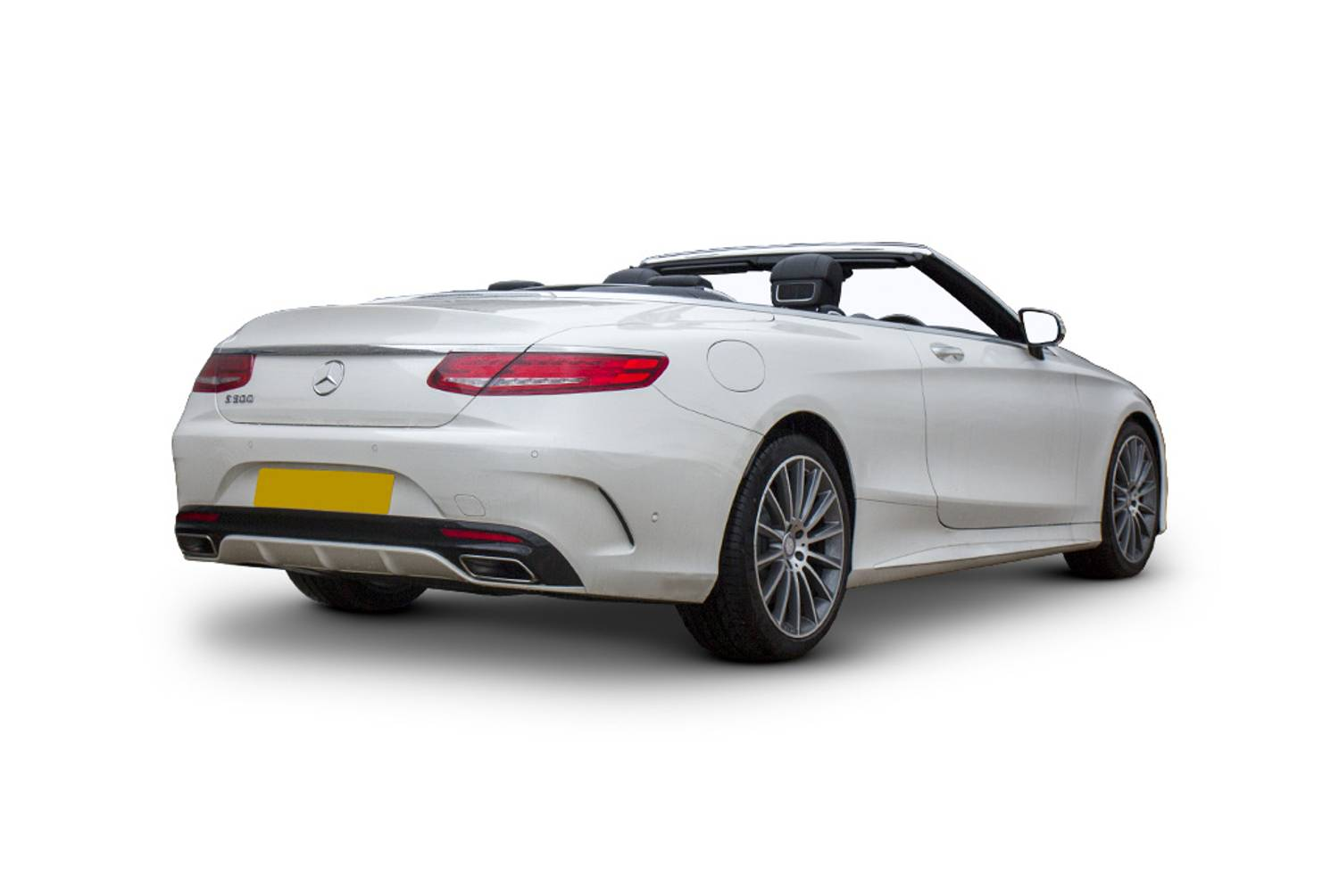New mercedes benz s class cabriolet s500 amg line premium for Mercedes benz s500 amg