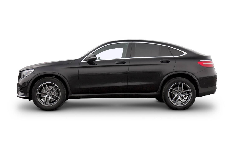 New Mercedes Benz Glc Diesel Coupe Glc 220d 4matic Amg
