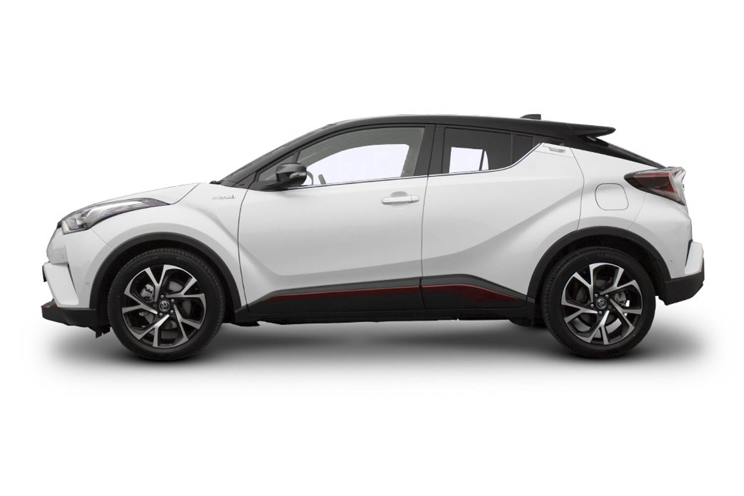 New Toyota CHR Hatchback 1.8 Hybrid Excel 5door CVT Leather 2016