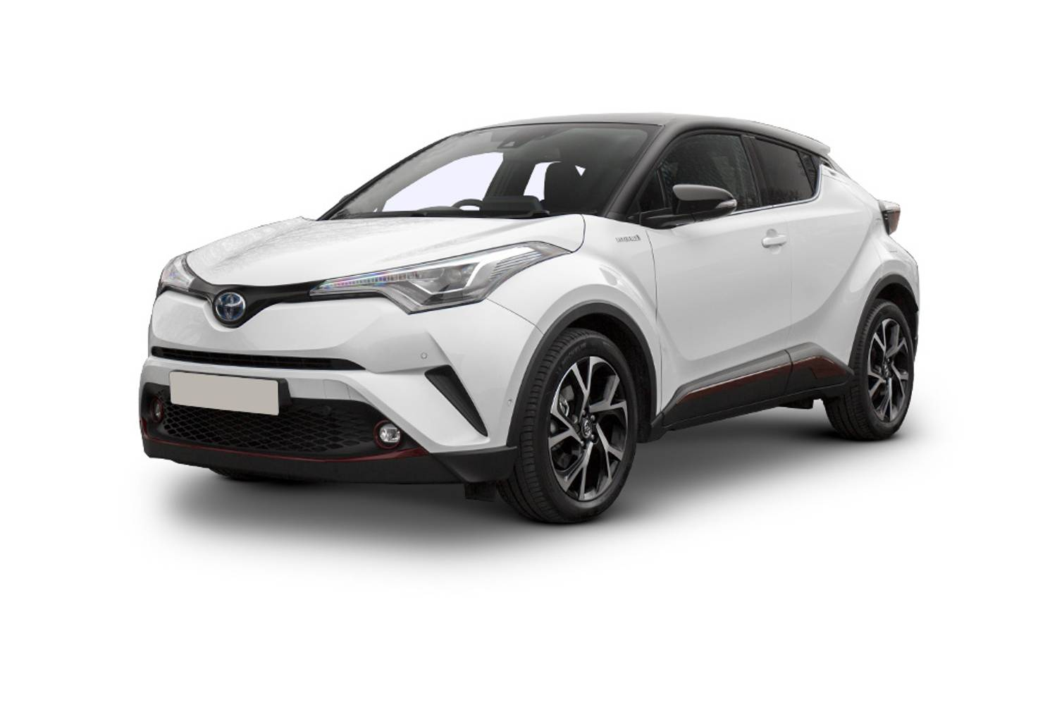 new toyota c hr hatchback 1 8 hybrid excel 5 door cvt. Black Bedroom Furniture Sets. Home Design Ideas