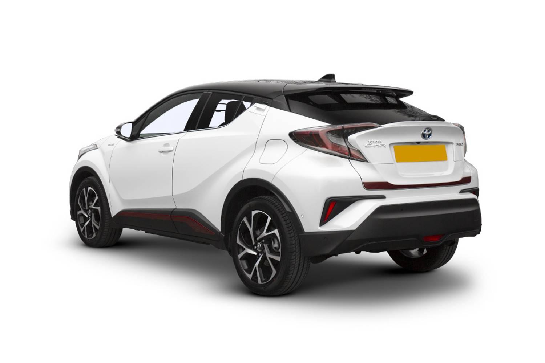 Toyota Chr Pearl White Idea Di Immagine Auto