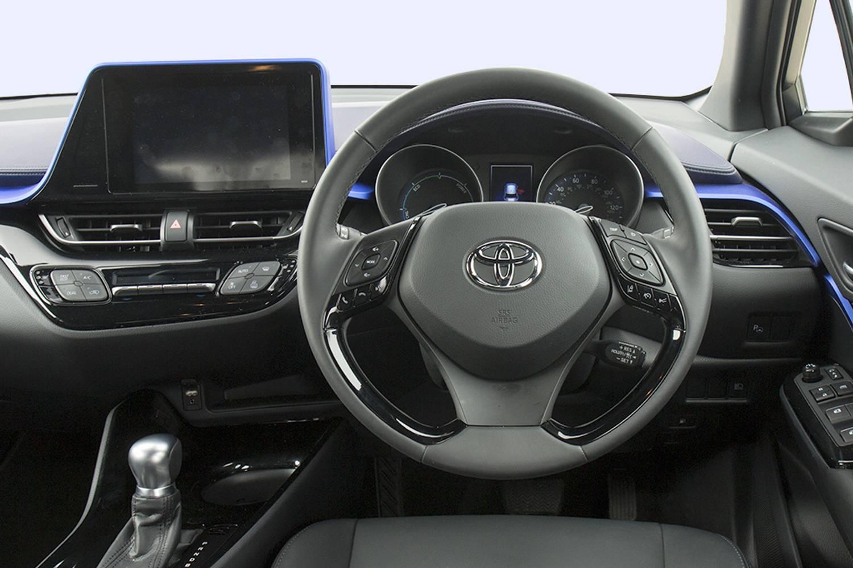 new toyota c hr hatchback 1 8 hybrid excel 5 door cvt leather 2016 for sale. Black Bedroom Furniture Sets. Home Design Ideas