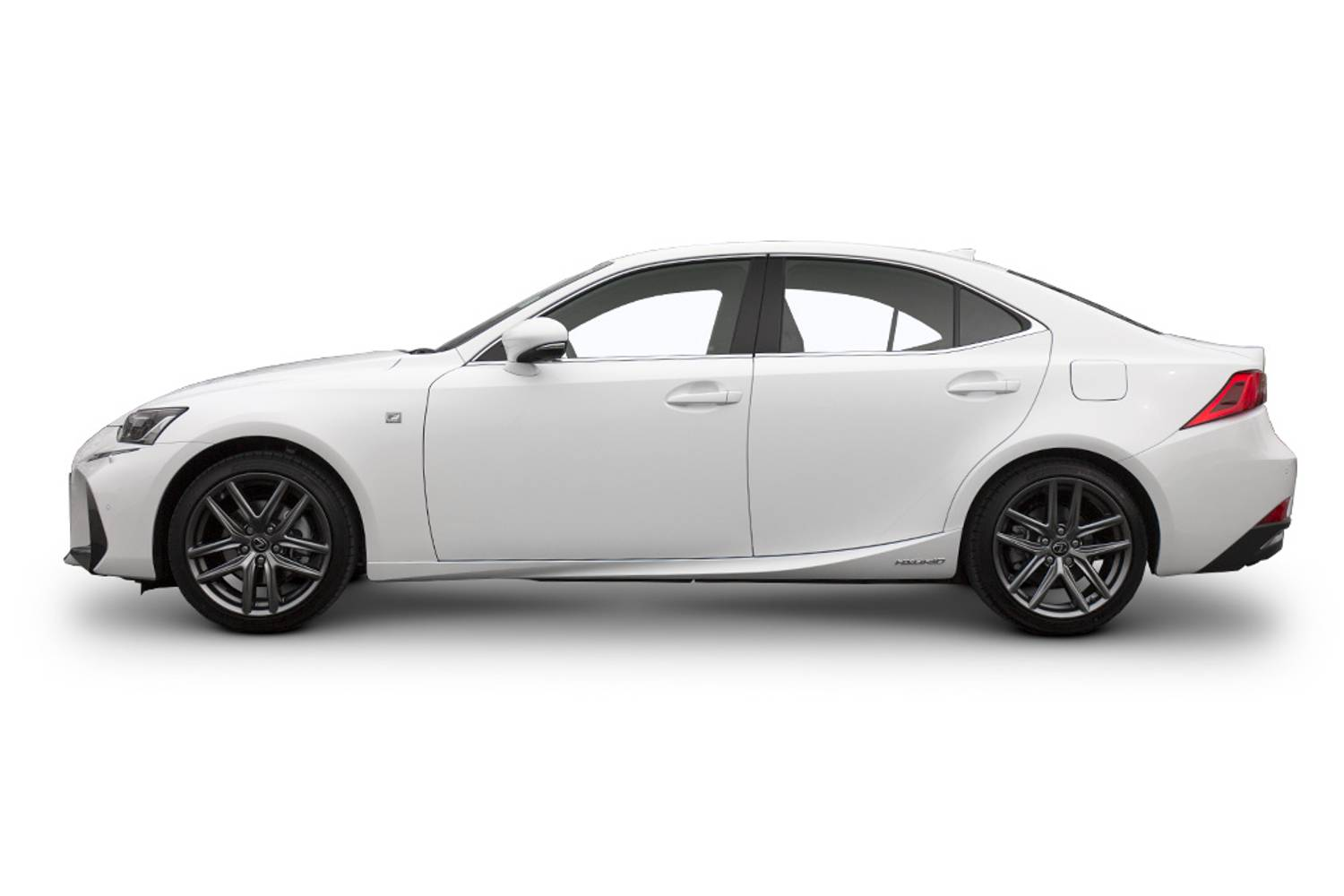 Lexus IS Saloon 4dr Auto Profile