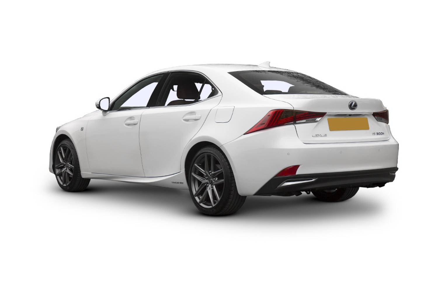 Lexus IS Saloon 4dr Auto Rear Three Quarter
