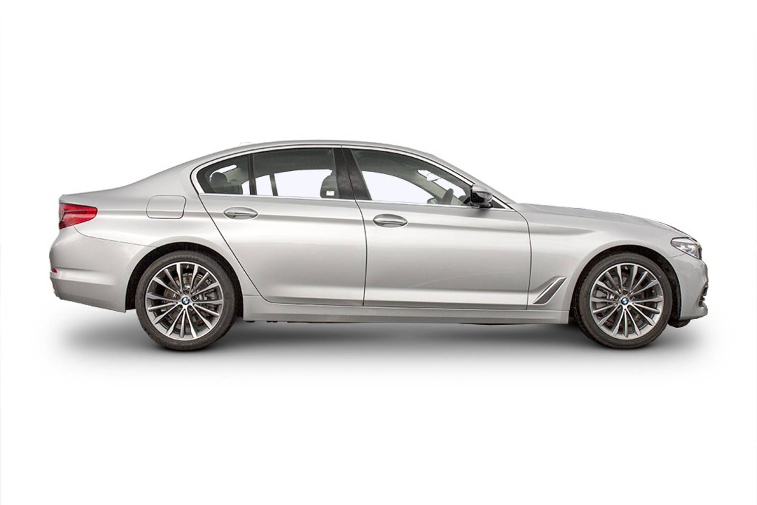 BMW 5 Series Saloon 4dr Profile