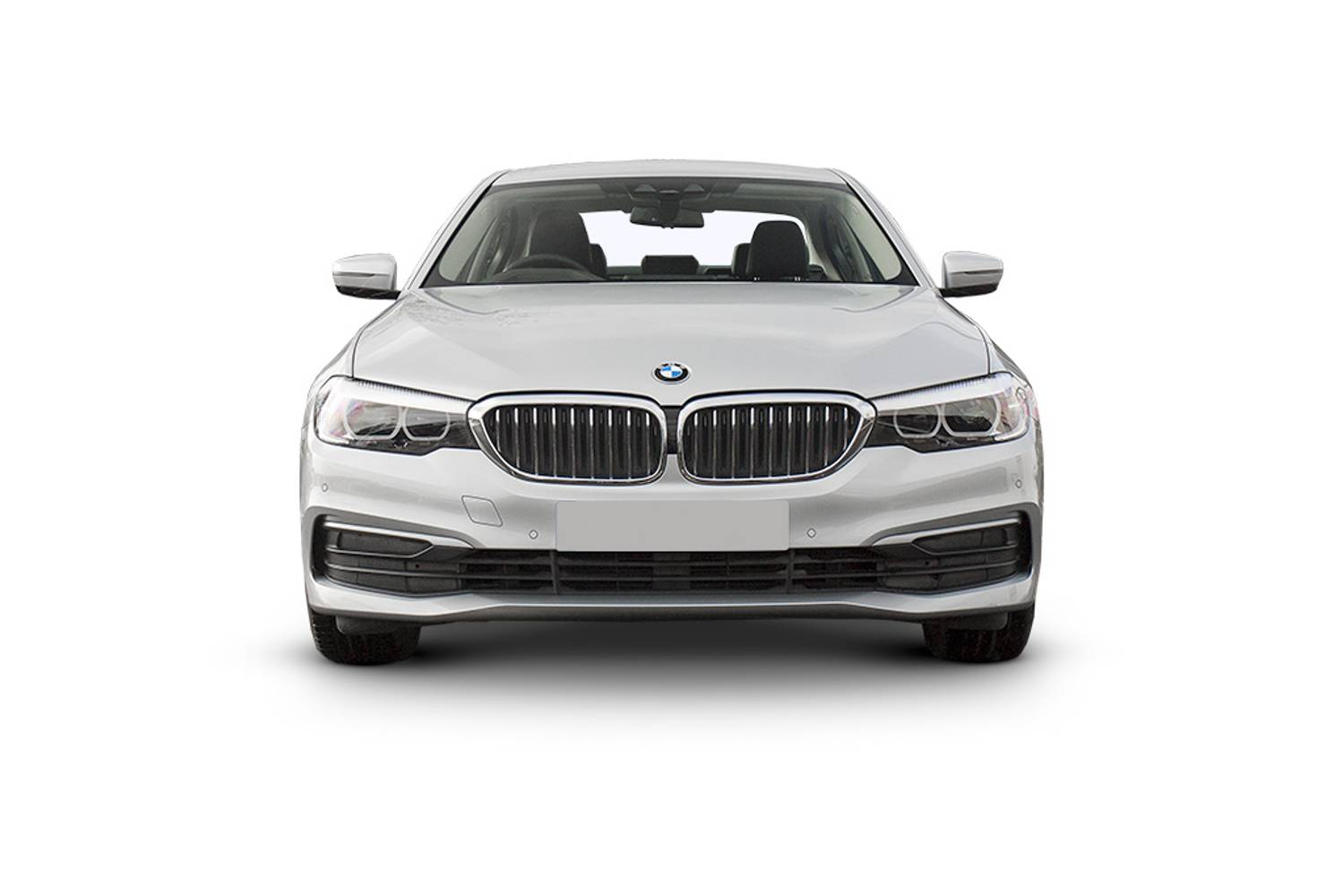 BMW 5 Series Saloon 4dr Auto Front
