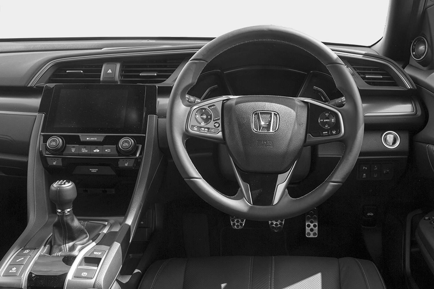 Honda Civic Hatchback 5dr interior