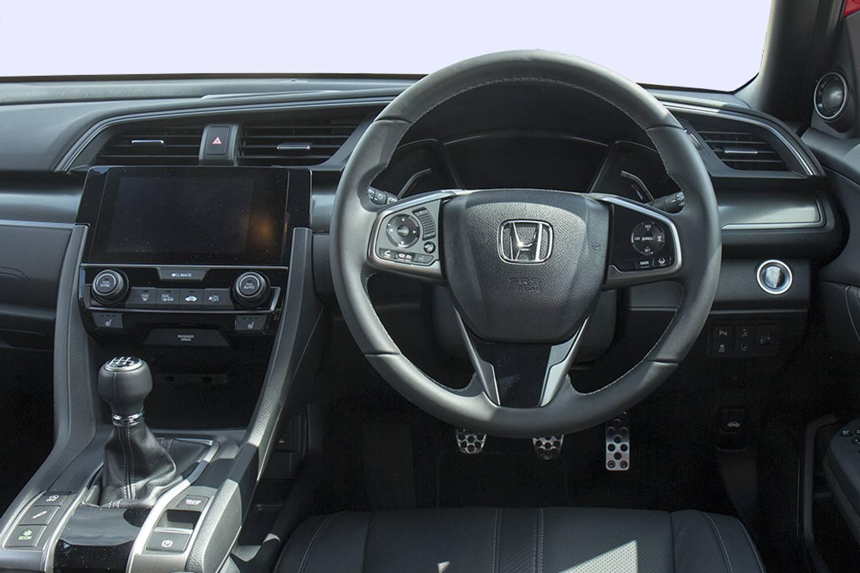 New Honda Civic Hatchback 1 0 Vtec Turbo Ex 5 Door Tech Pack 2017 For Sale