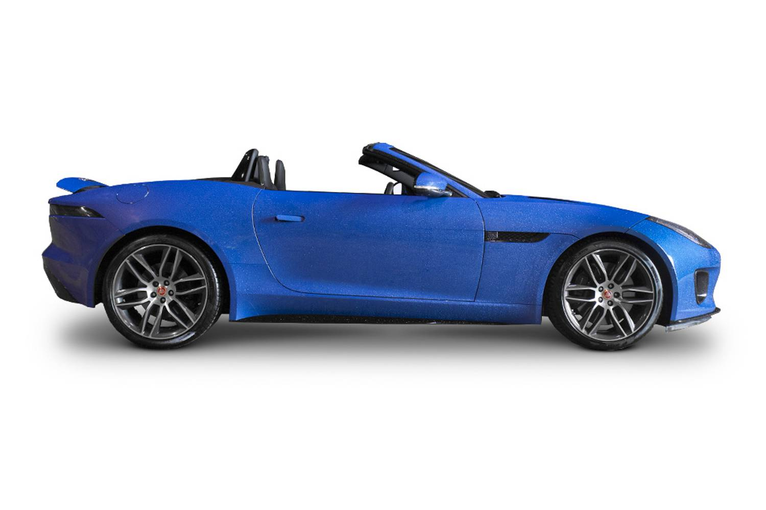 Jaguar F TYPE Convertible 2dr Profile
