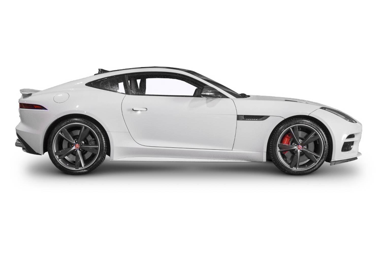 Jaguar F TYPE Coupe 2dr Profile