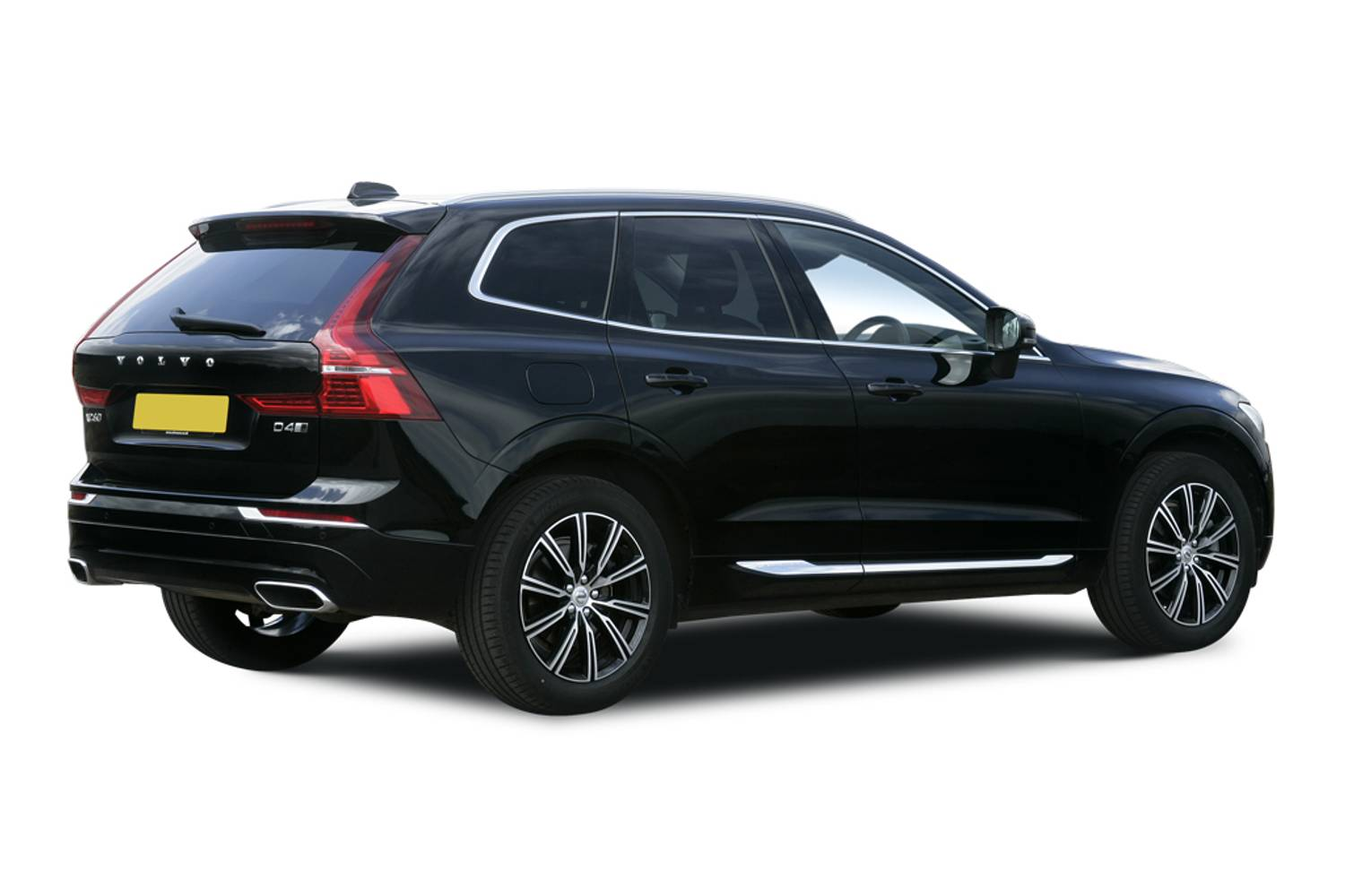 Volvo XC60 Estate 2.0 5dr Rear Three Quarter