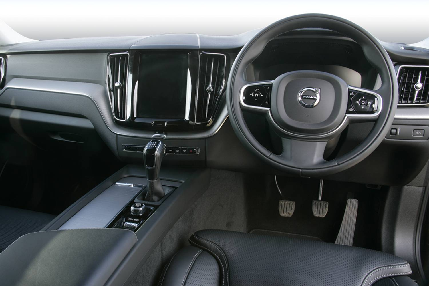 Volvo XC60 Estate 2.0 5dr interior