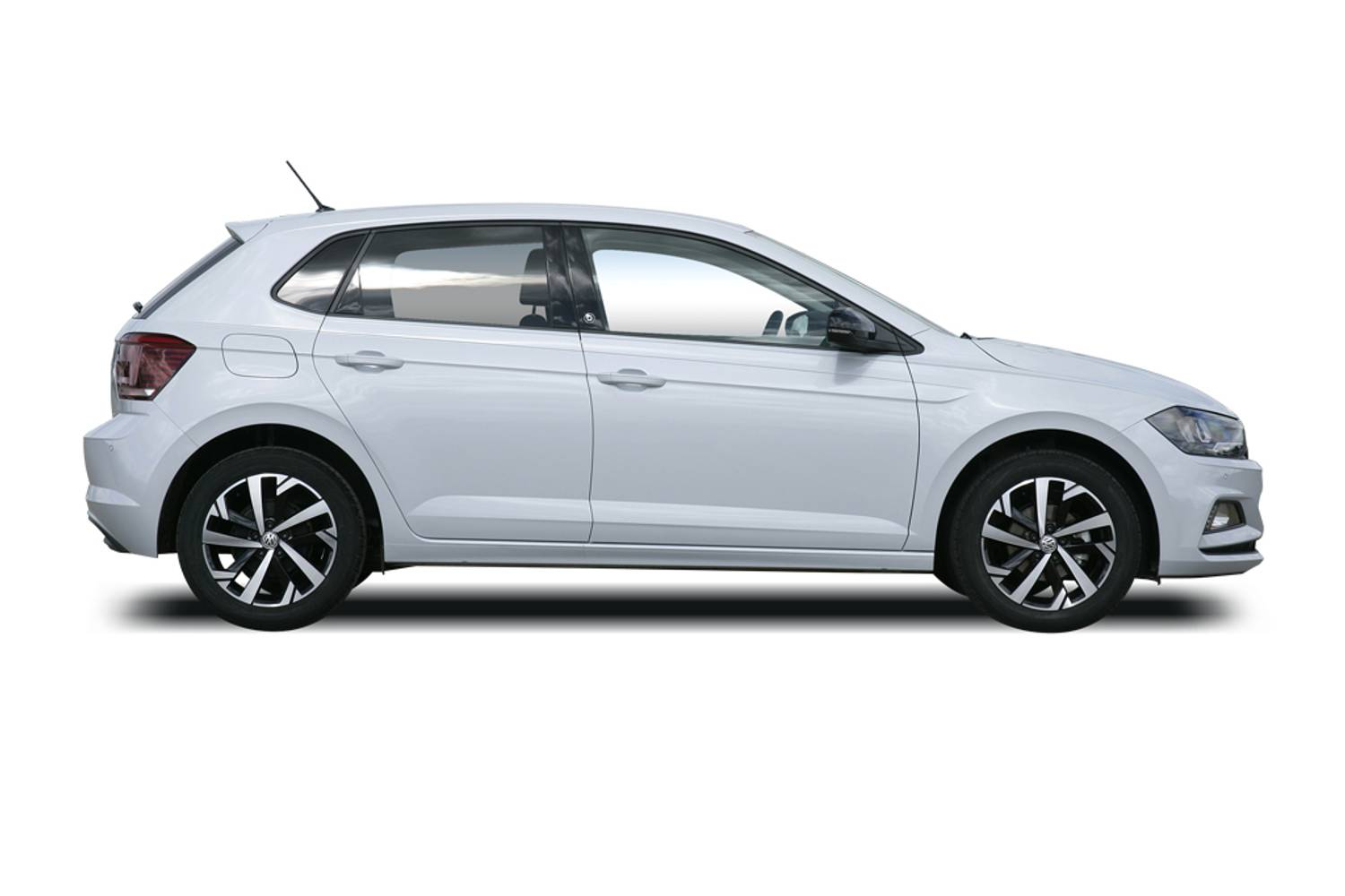 Volkswagen Polo Hatchback 5dr Profile