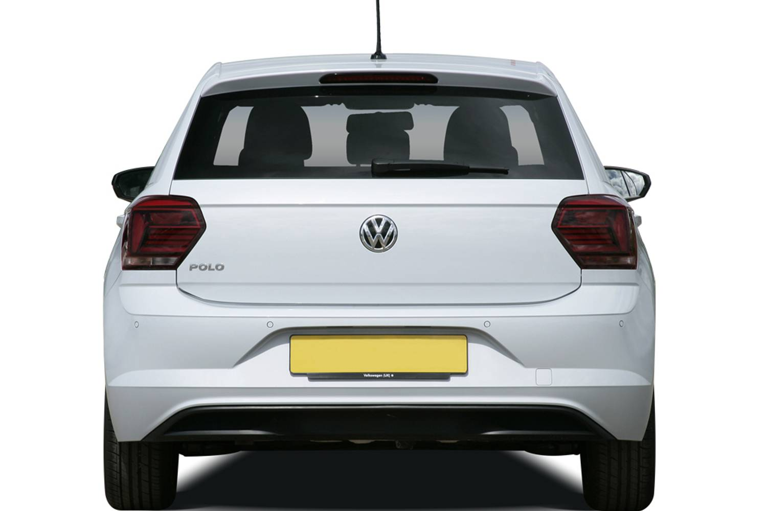 Volkswagen Polo Hatchback 5dr Rear