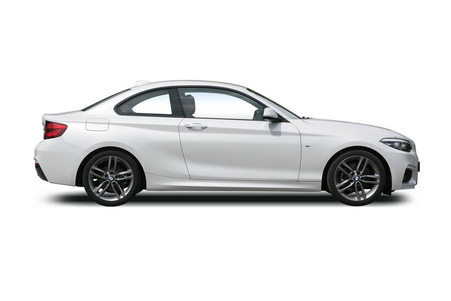 BMW 2 Series Coupe 2dr [Nav] Profile