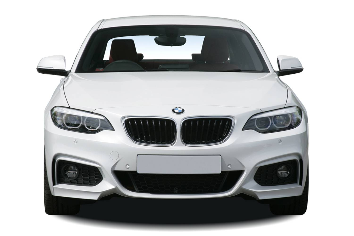 BMW 2 Series Coupe 2dr [Nav] Front