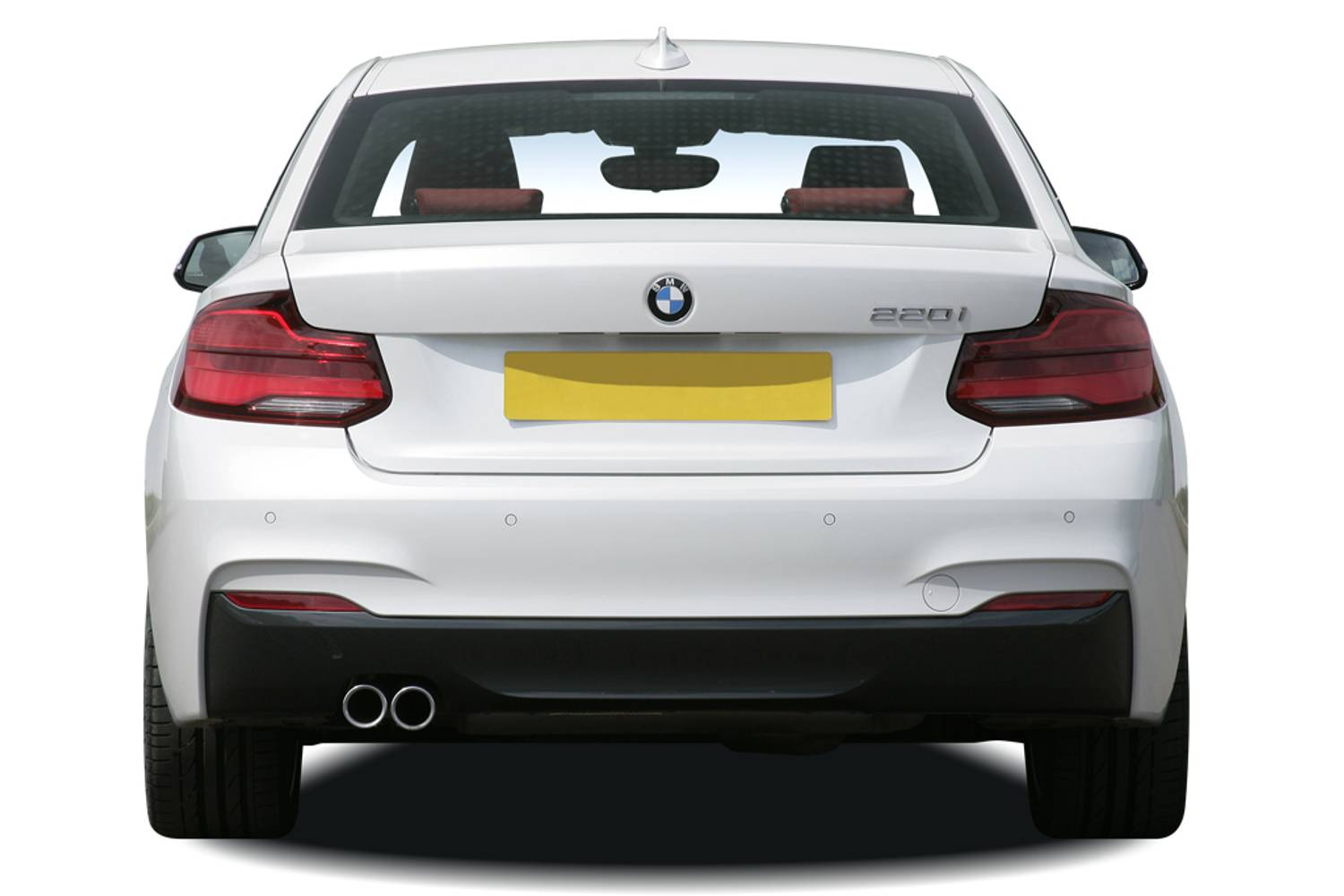 BMW 2 Series Coupe 2dr [Nav] Rear