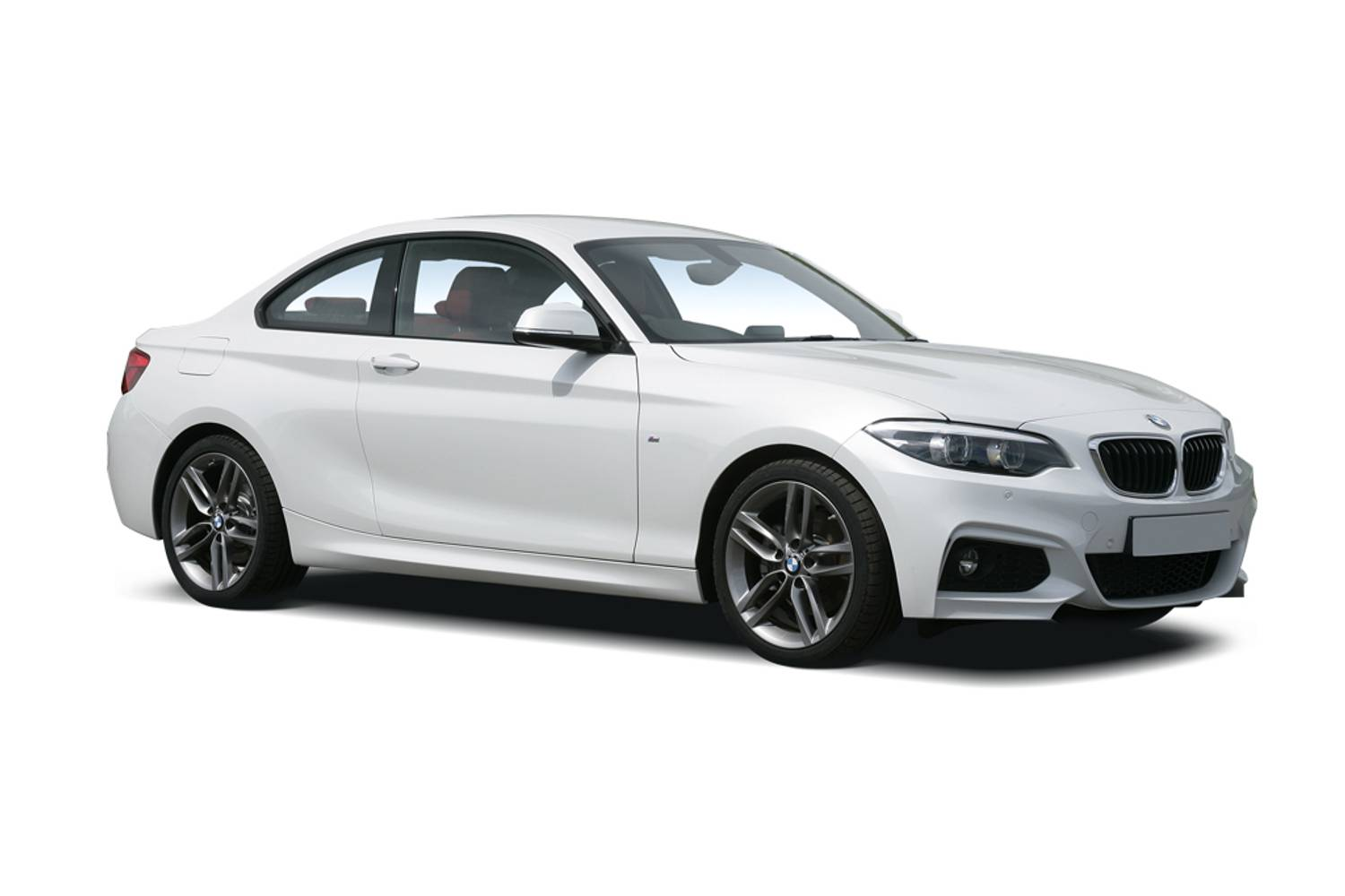 BMW 2 Series Coupe 2dr [Nav]