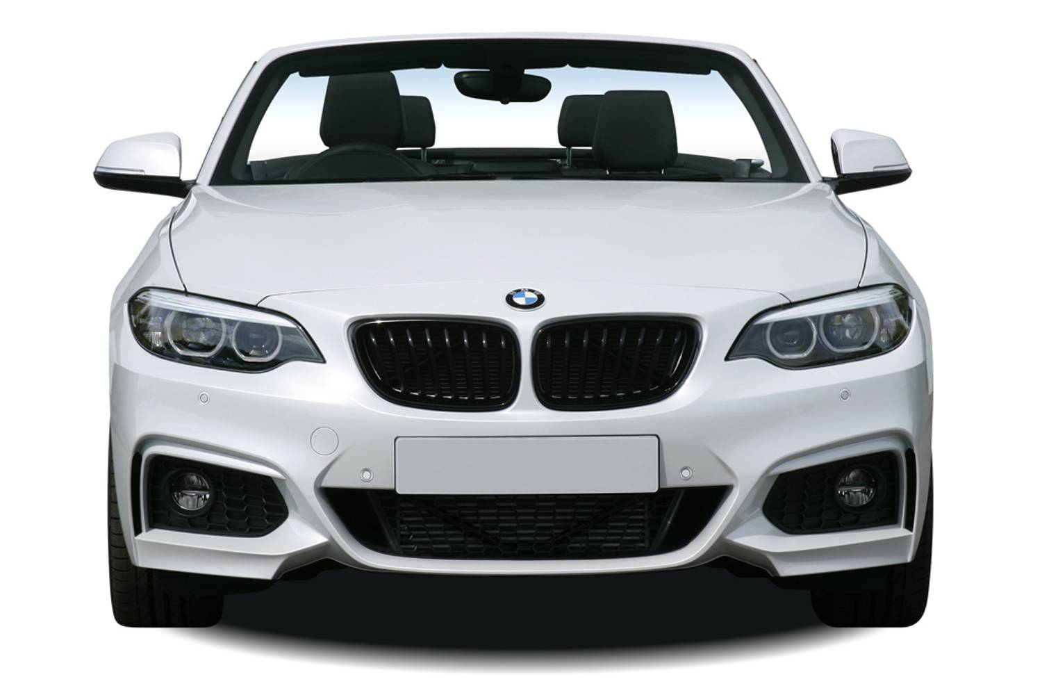 BMW 2 Series Convertible 2dr [Nav] Front