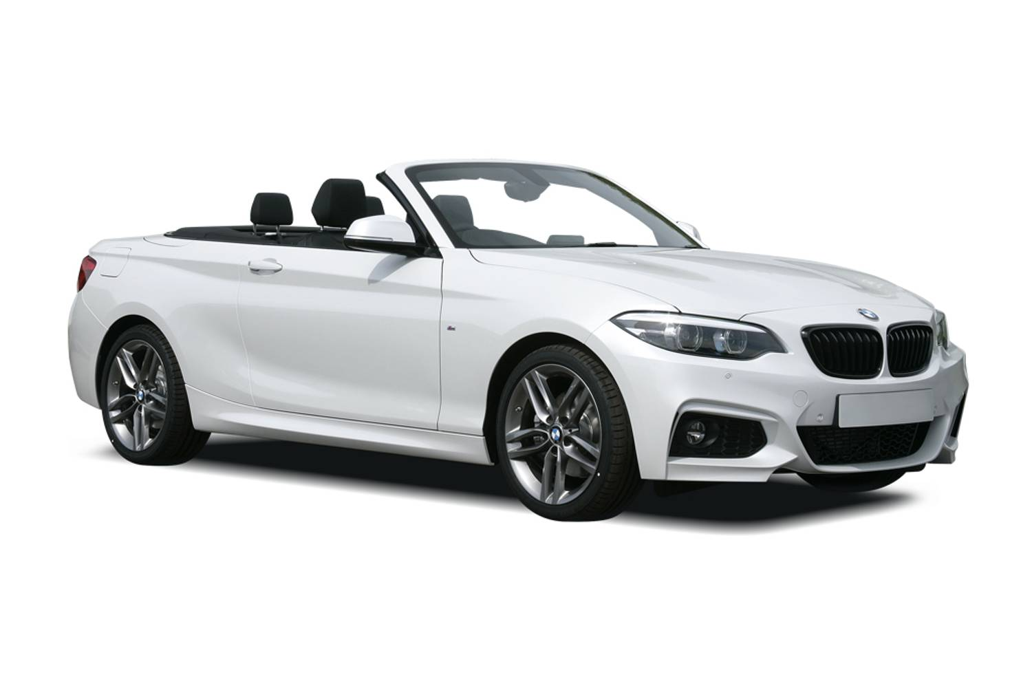 BMW 2 Series Convertible 2dr [Nav] Front Three Quarter