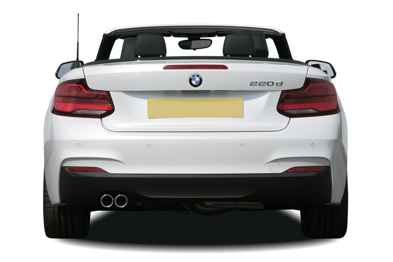 BMW 2 Series Convertible 2dr [Nav] Rear