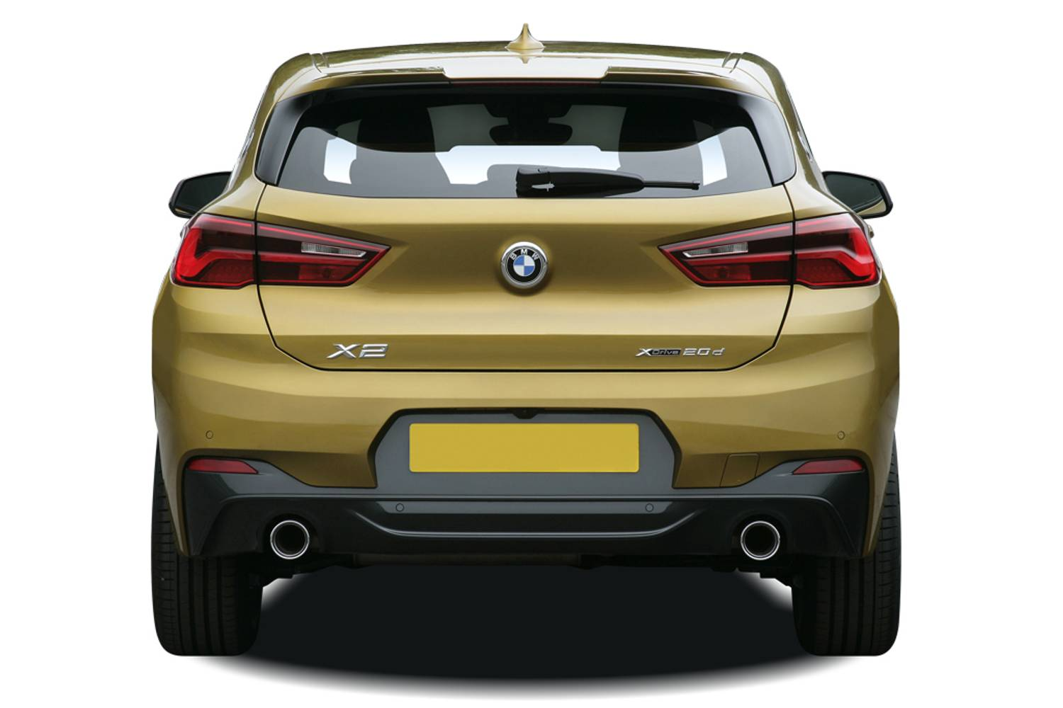 BMW X2 Hatchback 5dr Rear