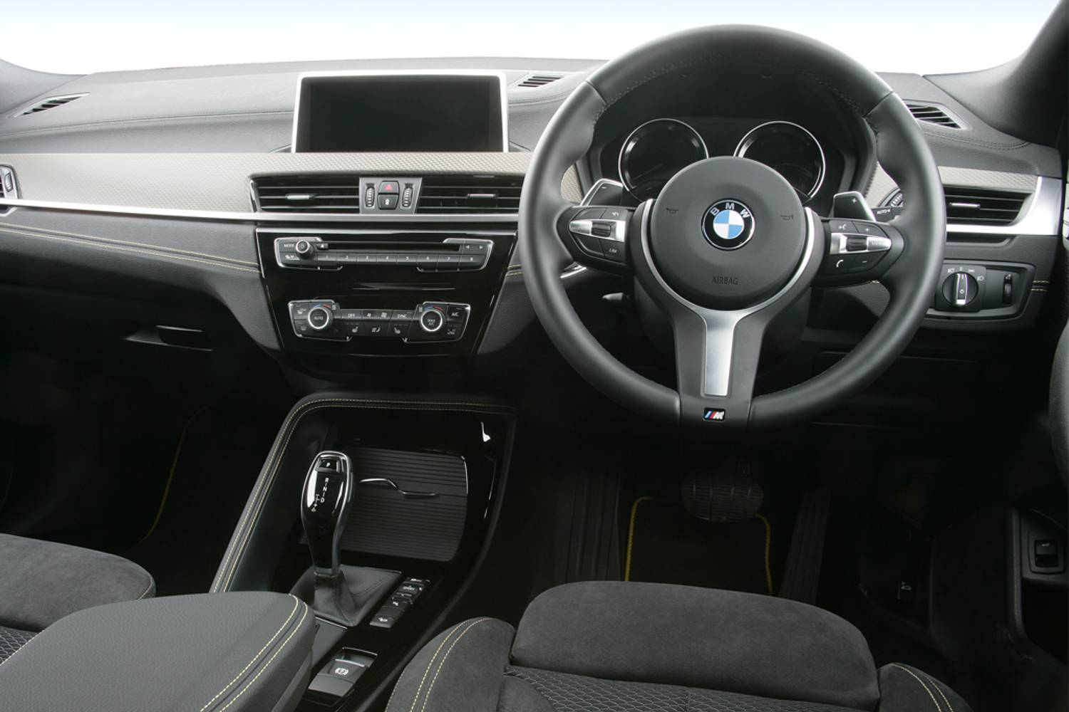 BMW X2 Hatchback 5dr interior