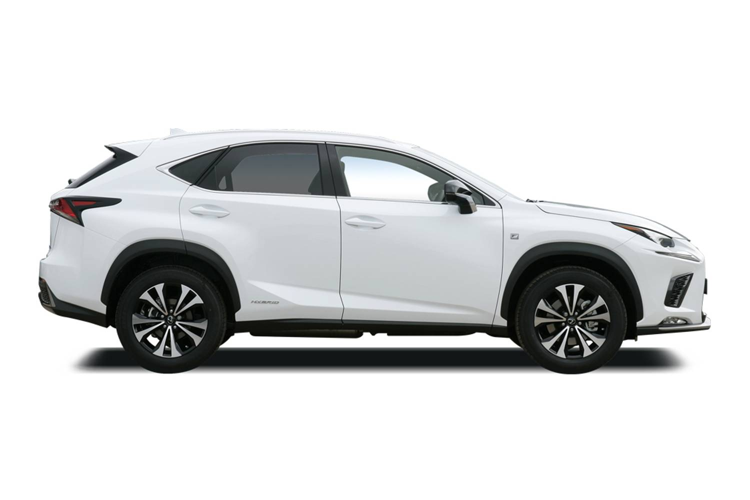 Lexus NX Estate 300h 2.5 5dr CVT Profile