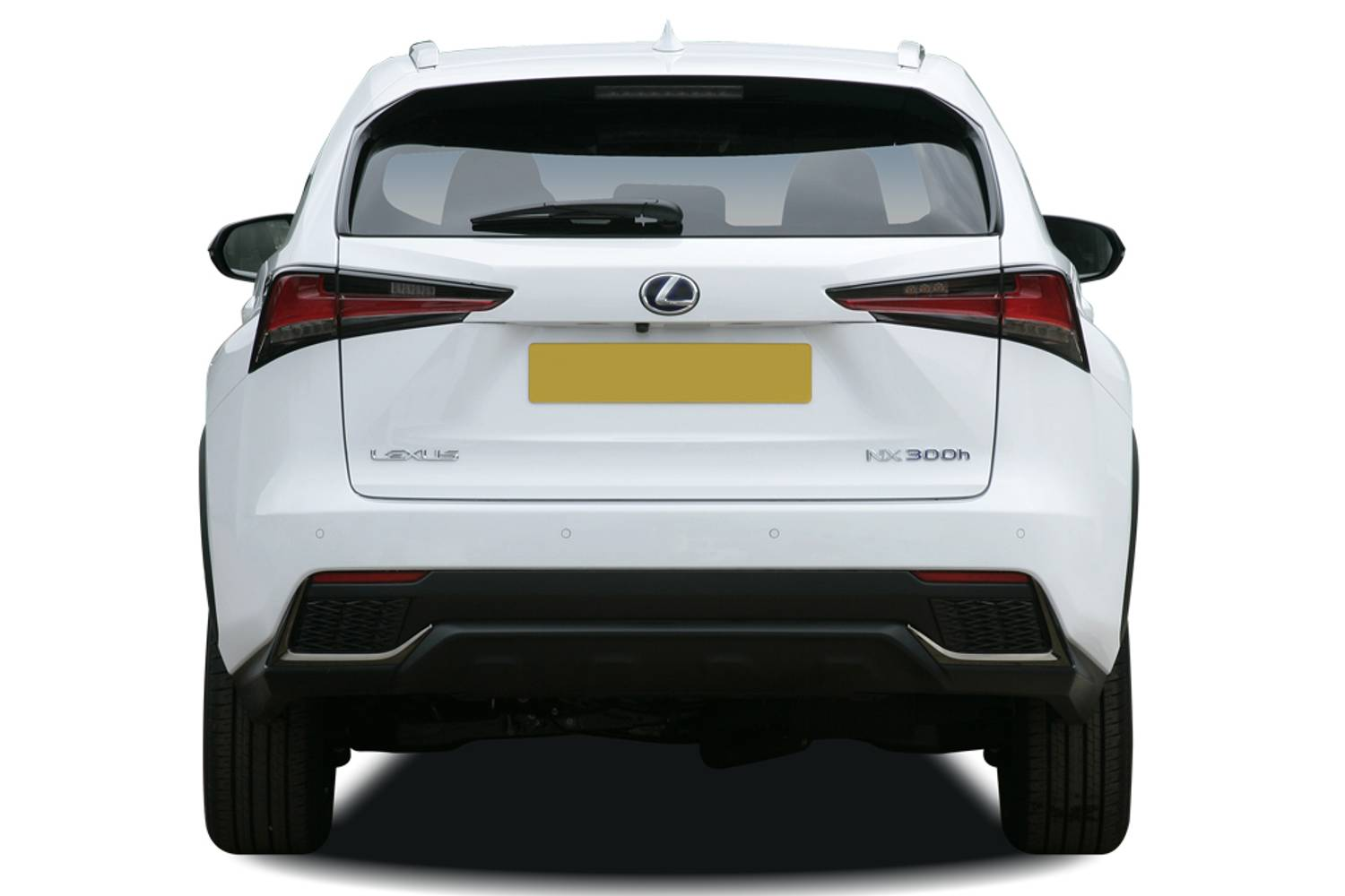 Lexus NX Estate 300h 2.5 5dr CVT Rear