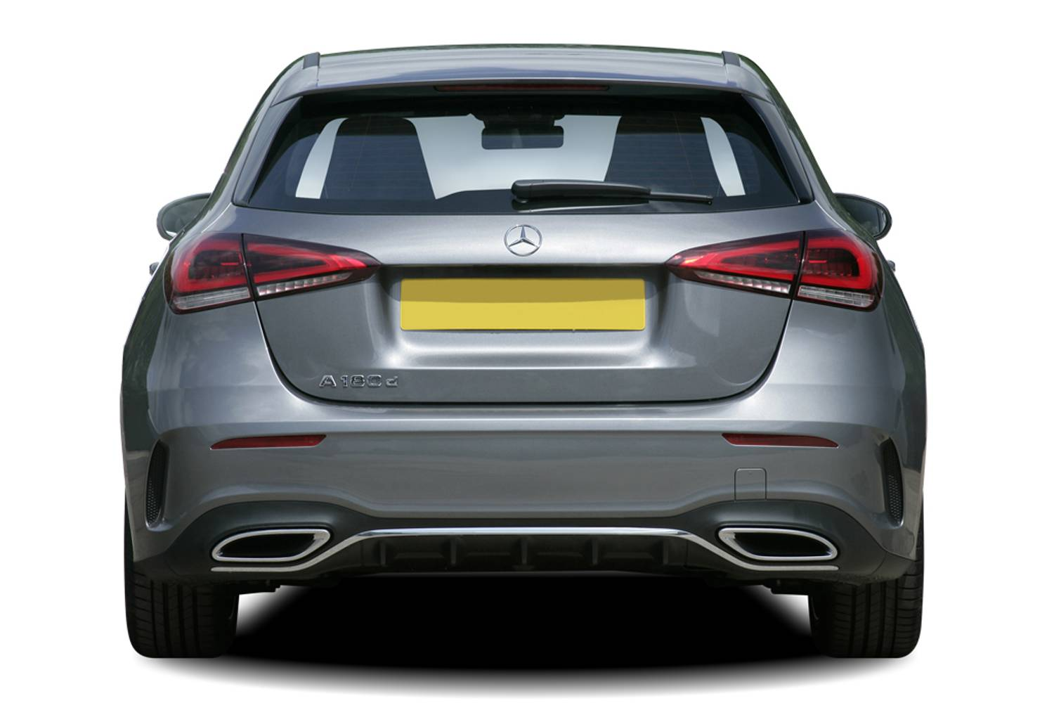 Mercedes-Benz A Class Hatchback 5dr Rear