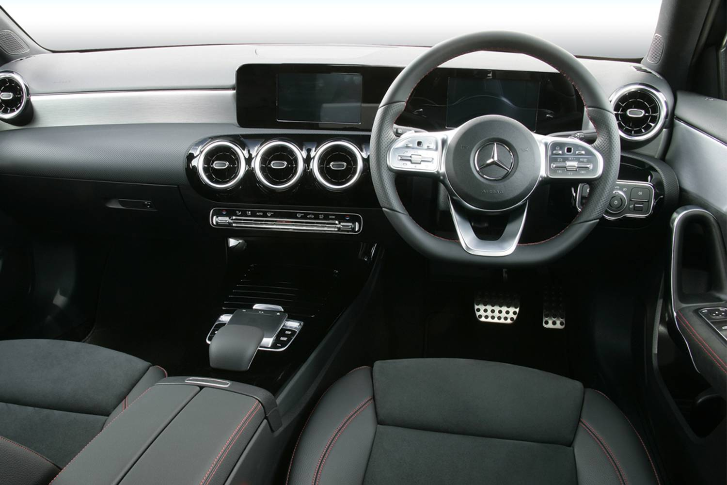 Mercedes-Benz A Class Hatchback 5dr interior