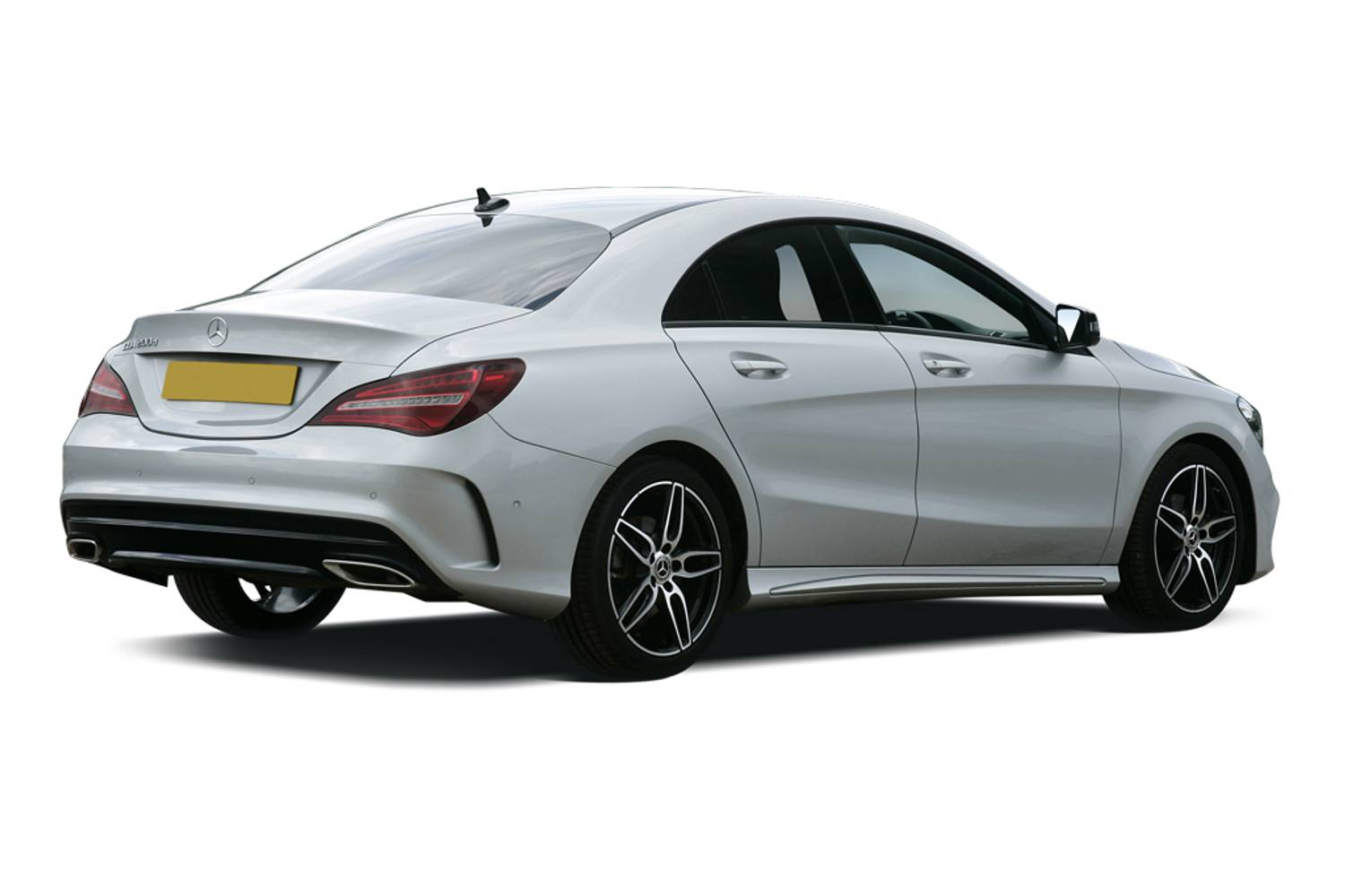 new mercedes benz cla class coupe cla 200 amg line night edition 4 door 2018 for sale