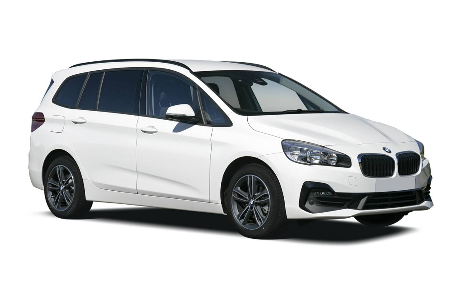 BMW 2 Series Gran Tourer 5dr Front Three Quarter