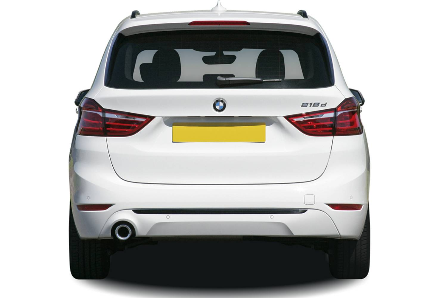 BMW 2 Series Gran Tourer 5dr Rear