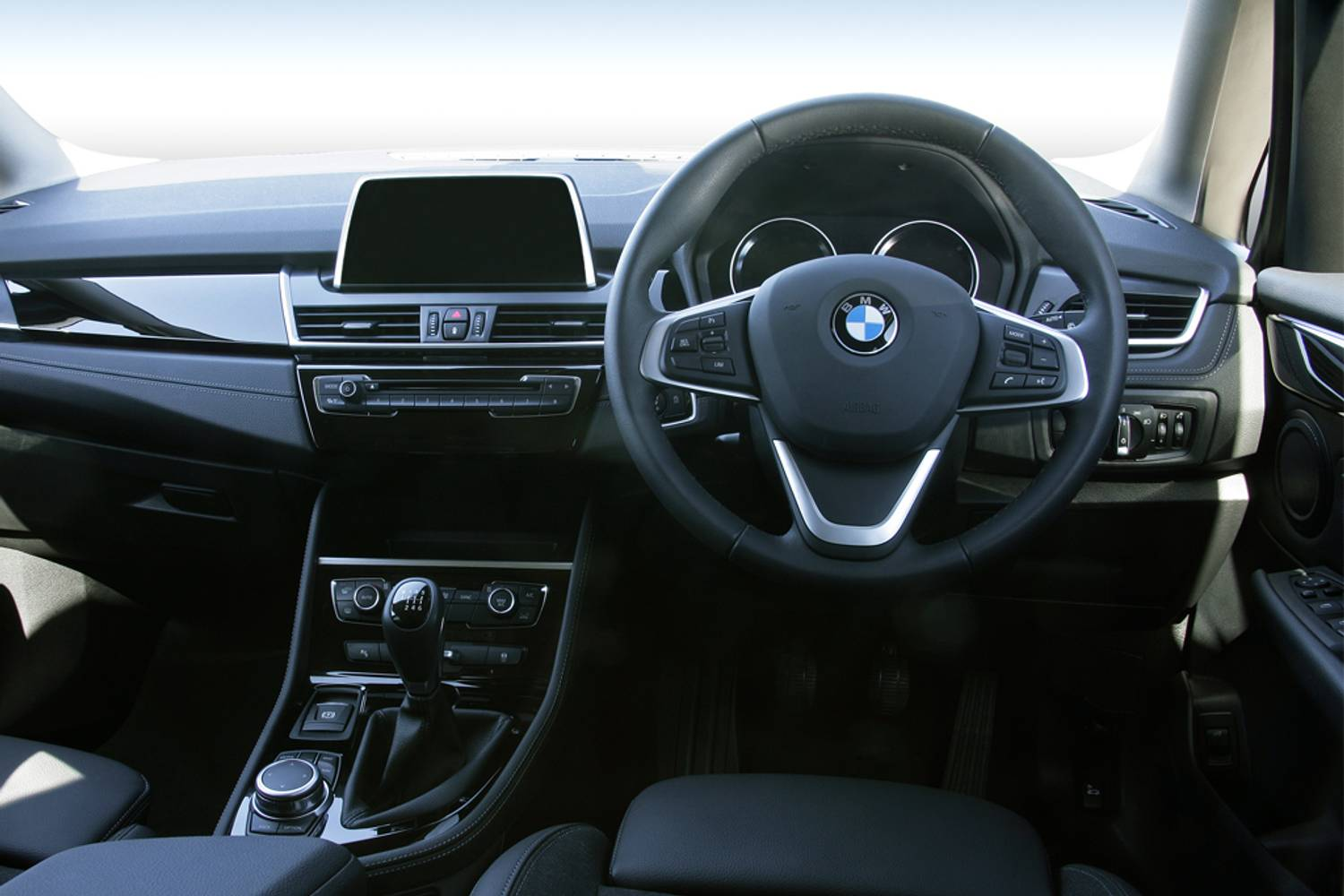 BMW 2 Series Gran Tourer 5dr interior