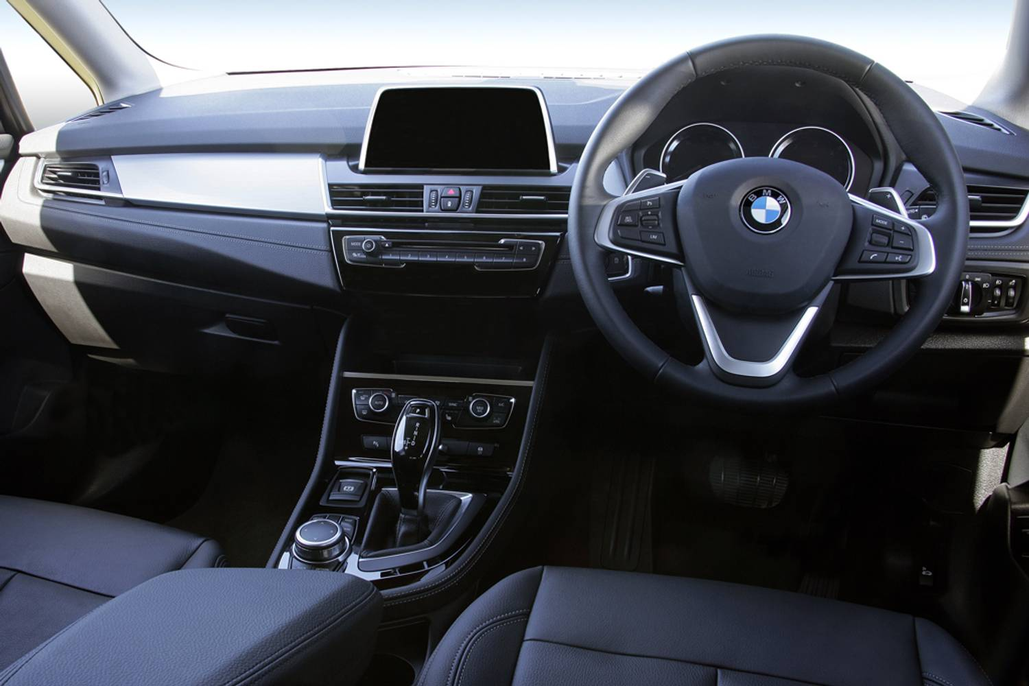 BMW 2 Series Active Tourer 5dr interior
