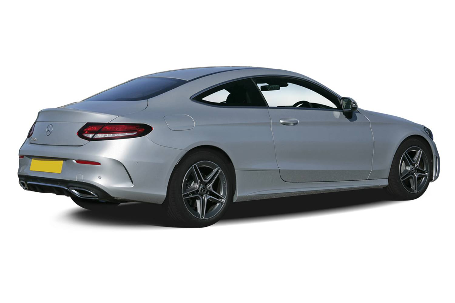 New Mercedes-Benz C Class Diesel Coupe C300d 4Matic AMG ...